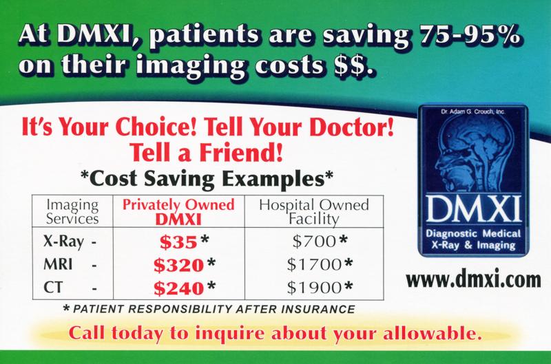 DMXI Ad